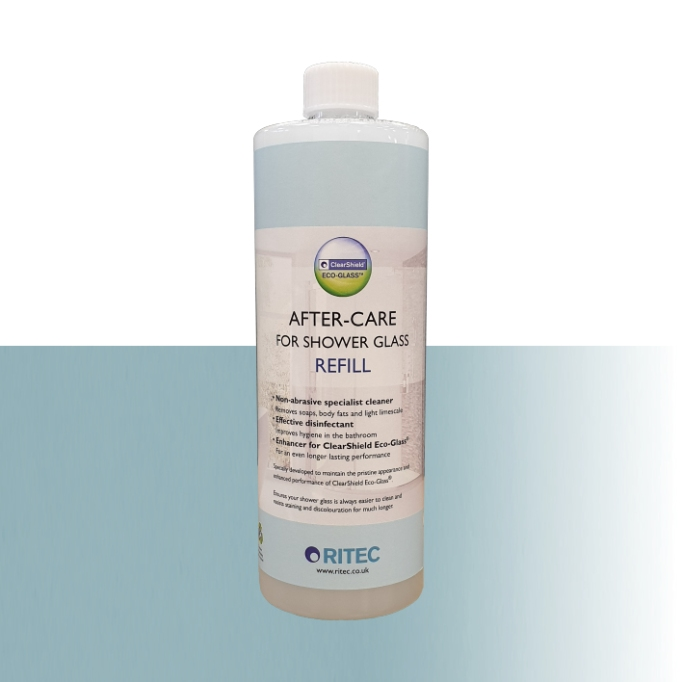 After-Care for Shower Glass 500ml Refill Pack