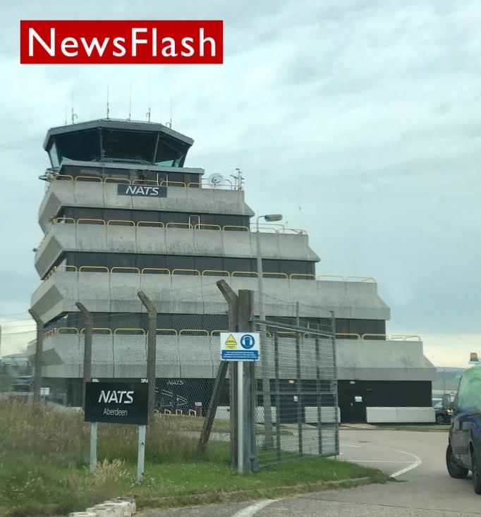 Aberdeen Airport SM